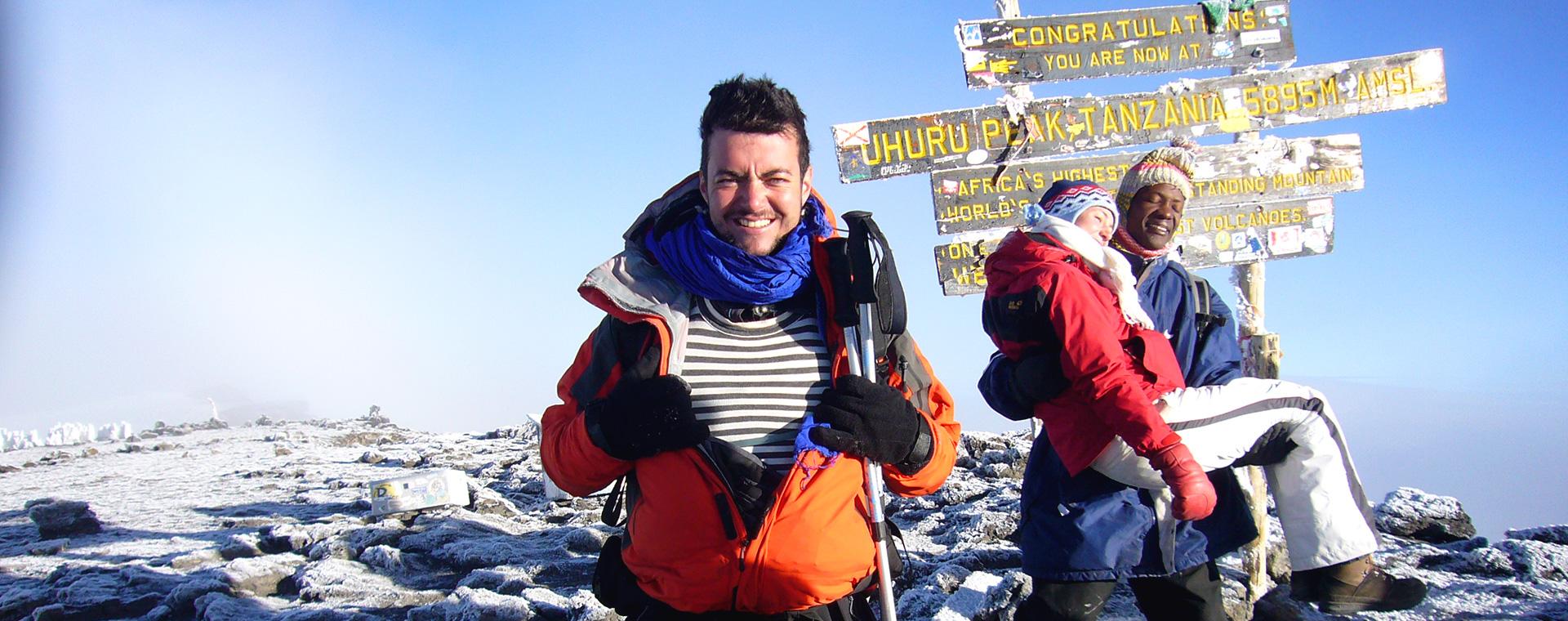Image L'Ascension du Kilimandjaro et la découverte des grands parcs animaliers