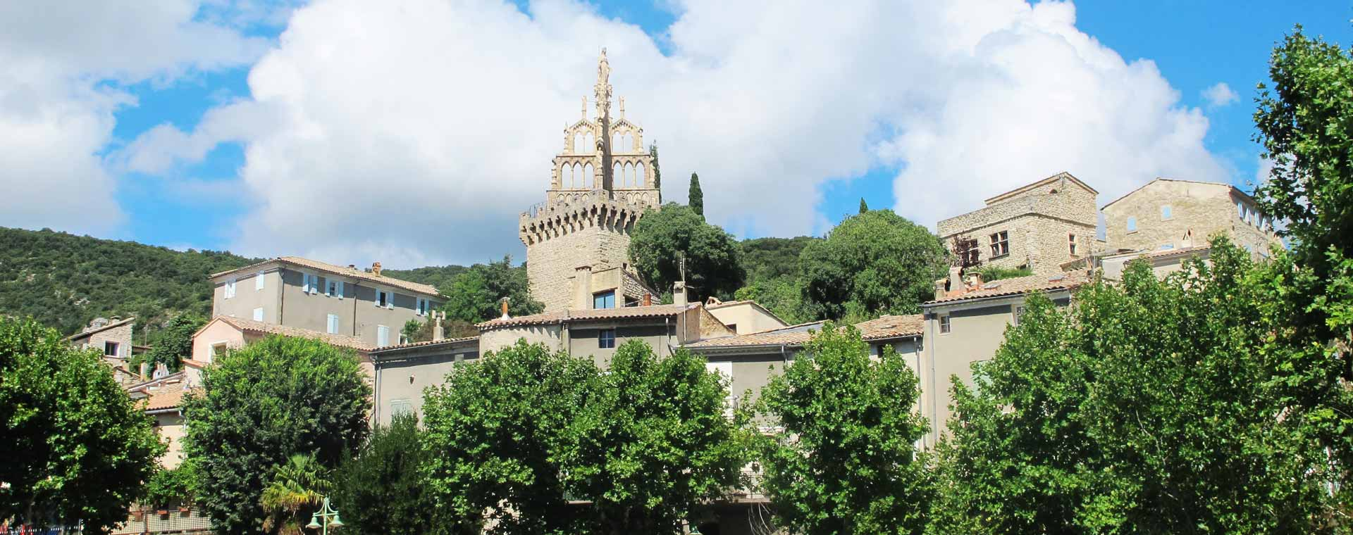 Image La Drôme provençale