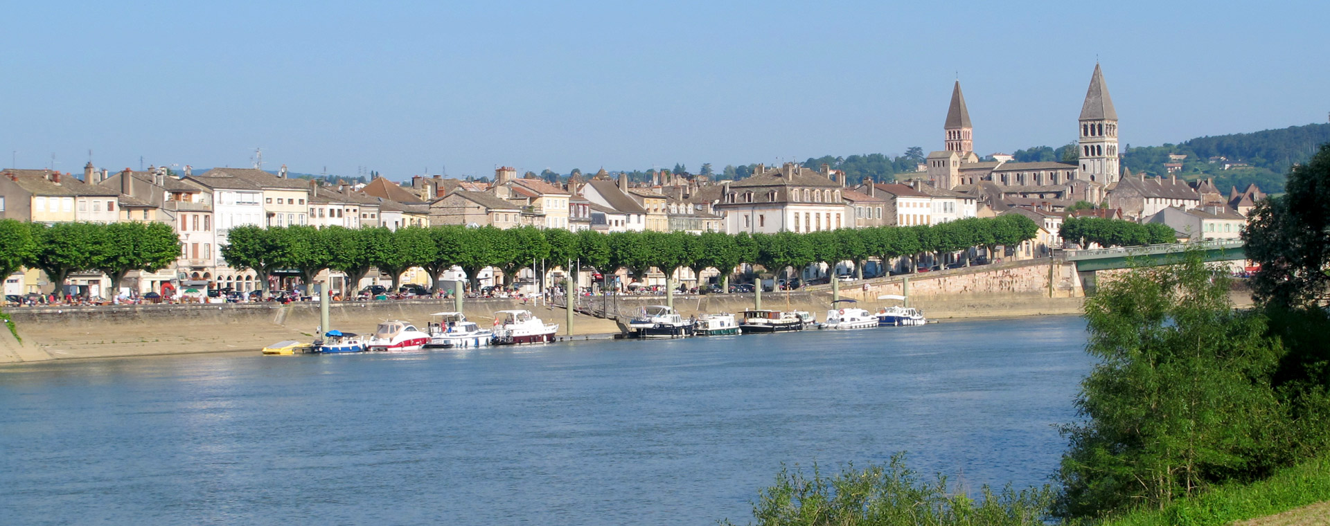 Image Bourgogne du Sud : grands crus et art roman