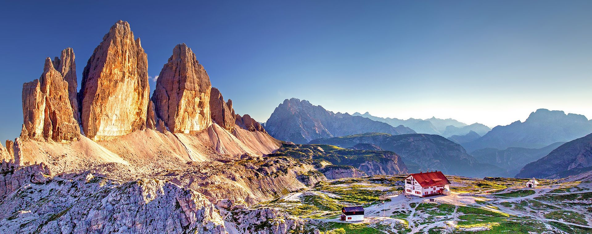 Image Dolomites : séjour autour de Cortina