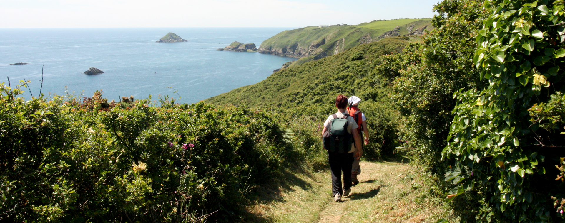 Voyage à pied : Îles Anglo-Normandes : Jersey, Guernesey, Sark et Herm