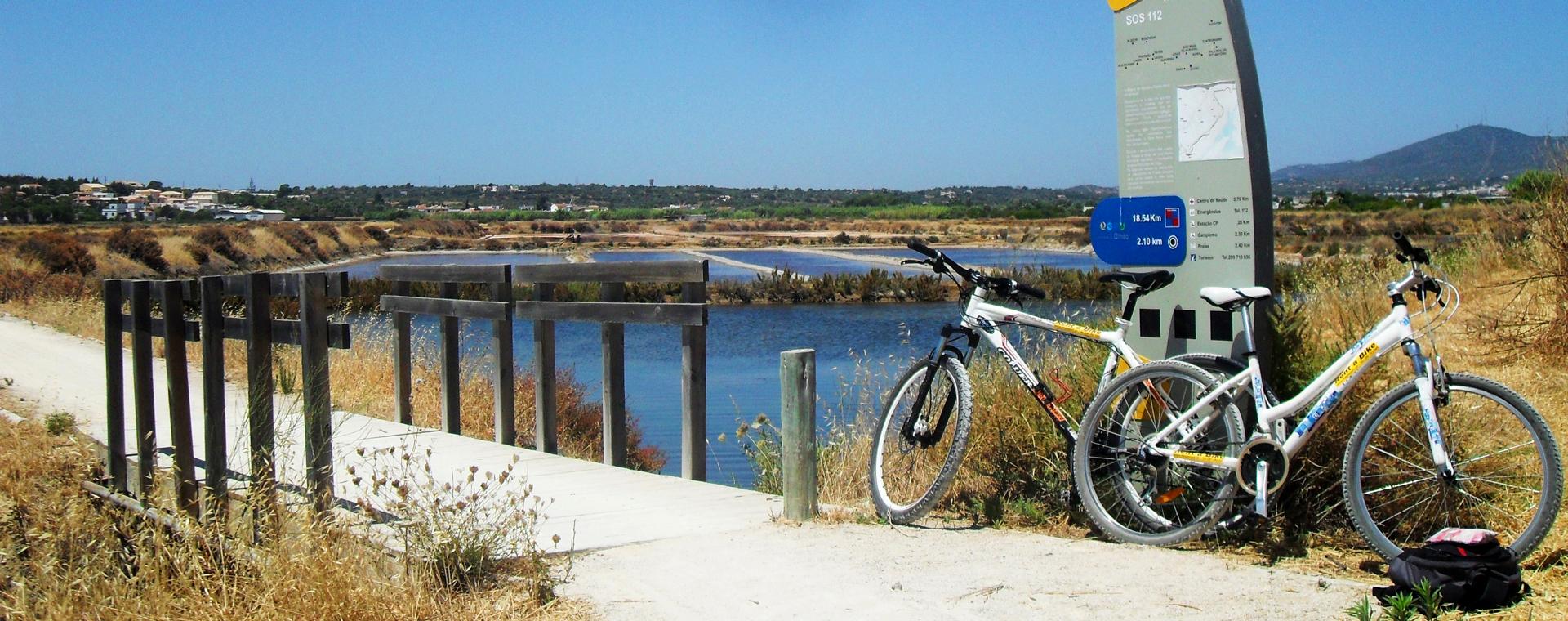 Image La Côte de l'Algarve par l'Ecovia