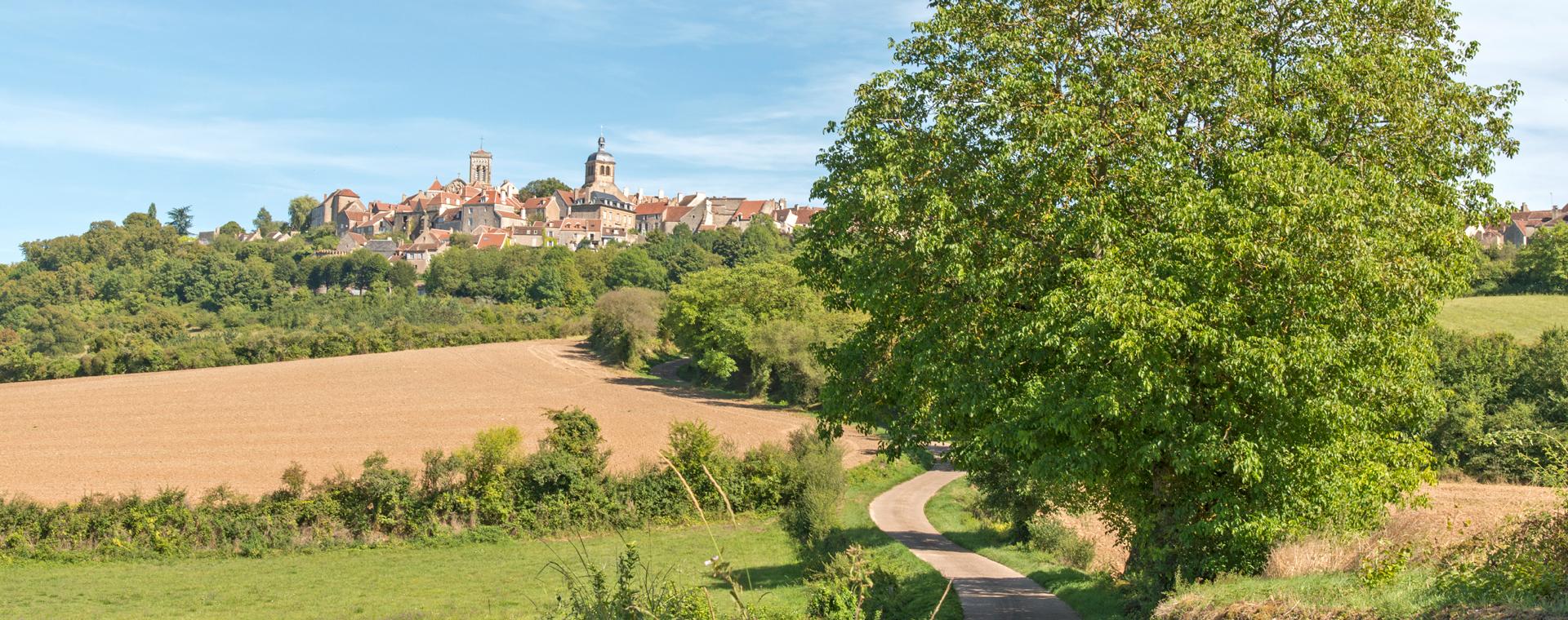 Image Chemins de Saint-Jacques : de Vézelay à Cluny