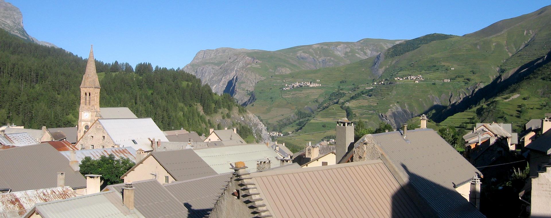Image Balcons et Villages de l'Oisans
