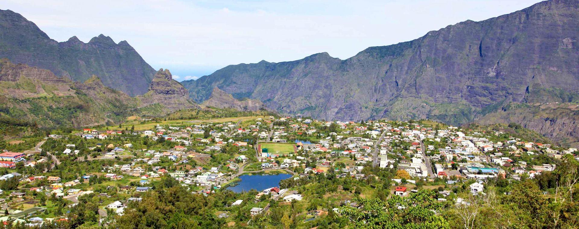 Voyage à pied : Grande traversée de l\'île de la Réunion