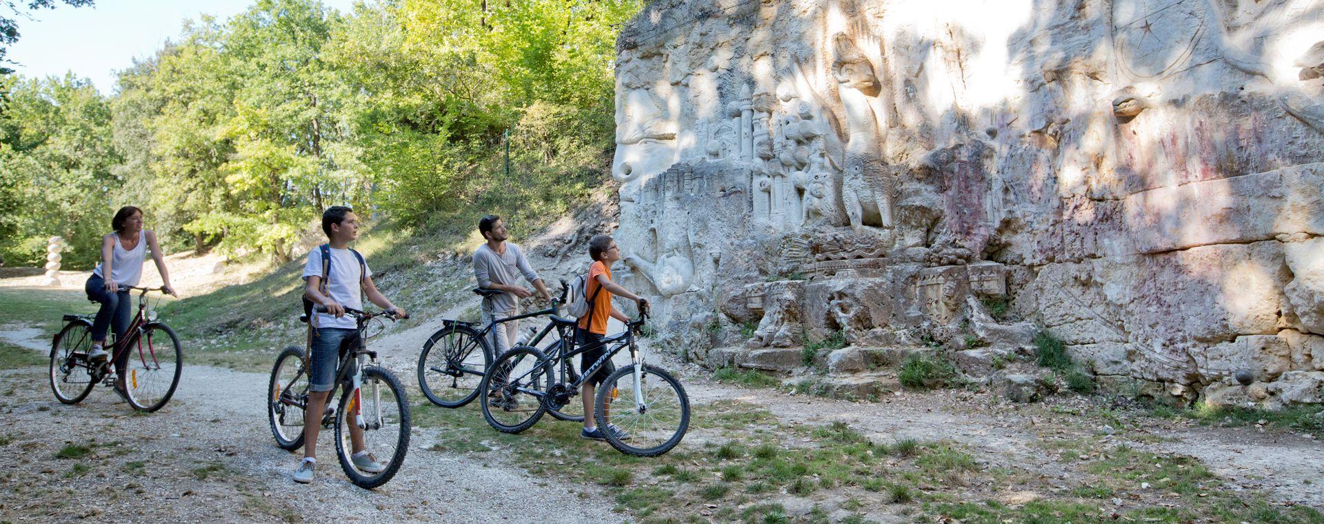 Image La Flow Vélo, d'Angoulême à Rochefort