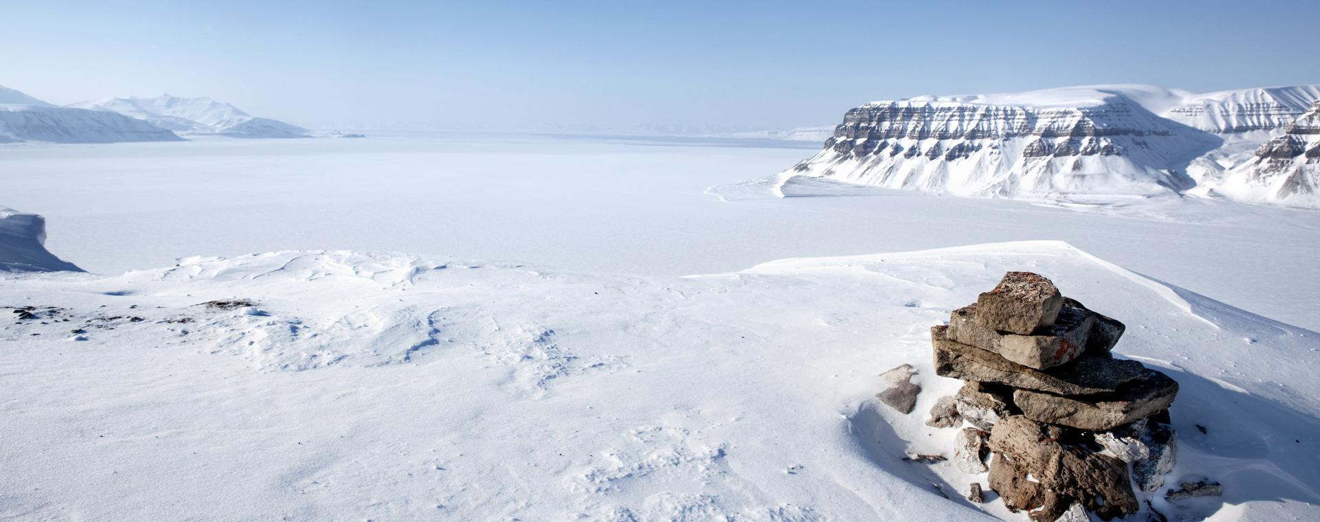Image Spitzberg : découverte du Templefjord