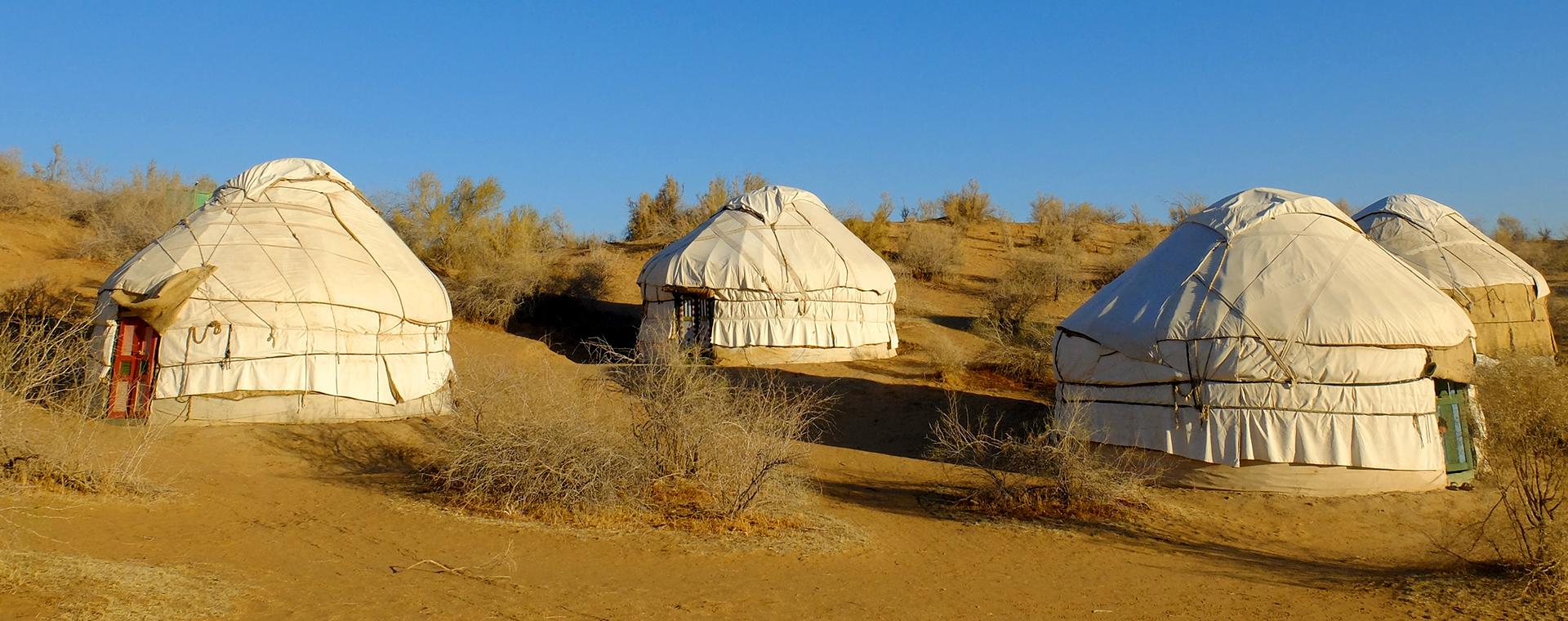 Voyage à pied : Ouzbekistan, au pays des mille et une merveilles
